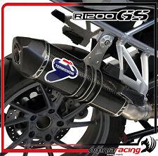 Termignoni BW12080CVT - BMW R 1200 GS 2013 13> Scarico Carbo