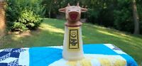 """Vintage 1970's Whirley Moo Cow Dairy Creamer """"Have a Nice Day""""!!"""