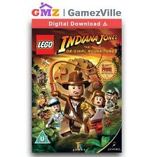 LEGO Indiana Jones: The Original Adventures Steam Key PC Digital Download Code