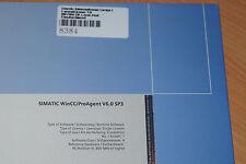 Siemens 6av6371-1dg06-0dx0 // 6av6 317-1dg06-0dx0 SIMATIC WinCC/PRO Agent