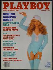 Playboy US 4/1993 April 1993 Tattoo-Girls Nicole Wood Student Bodies