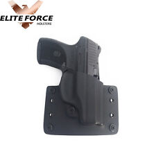 Fits Springfield Armory XDS 3.3 KYDEX Gun Holster OWB