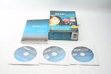 DrawPlus X2 Graphics Studio 2008 Serif 3 CDs With Book