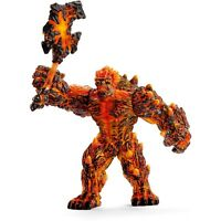 Schleich 42447 - Lava Golem with Weapon - NEW!!