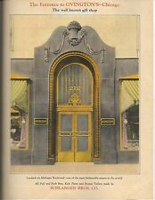 1928 Architectural Builders Hardware Catalog Schlangen, bronze brass nickel NICE