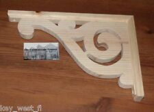 """Victorian Wood Gingerbread ~ """"Serendipity"""" Porch & House Trim Bracket #1 by PLD"""