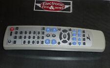 ZENITH DVD/AUDIO REMOTE CONTROL 6710RCAL12C for DVT310 DVT312 LH-D6230A