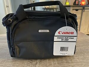 CANON Camcorder/Camera Soft Case SC-A80. Never Used.