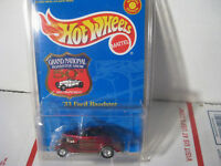 Hot Wheels '33 FORD ROADSTER Spec Ed Grand National Roadster Show 50th (HW067