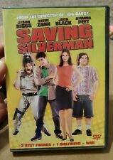 Saving Silverman Dvd 2001 Pg-13 Theatrical Version-Jack Black