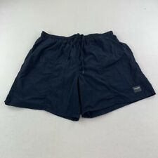 Speedo Swim Trunks Adult Extra Large Blue Bathing Suit Shorts Mens