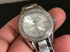 Fossil ES2879 Datum S/S Quarz Damen Uhr