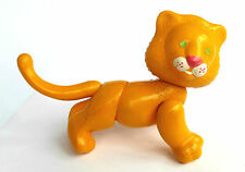 1970s USSR Russian Soviet CELLULOID Toy Sunny LION
