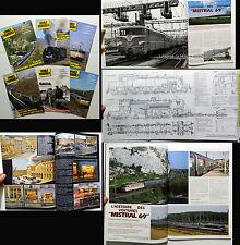 VOIES FERREES anno 2005 _ 242 TA LOMBARDI _ TRENI _ TGV story _ FERMODELLISMO