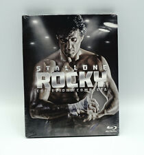 Rocky - The Complete Saga - 1+2+3+4+5 - BLU-RAY BOX NEU OVP