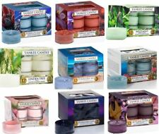 Yankee Candle  Tea Lights Box of 12 - CLEARANCE SALE -20 Scents to Choose