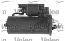 VALEO Motor de arranque 1,8kW 12V TOYOTA AVENSIS COROLLA 458514