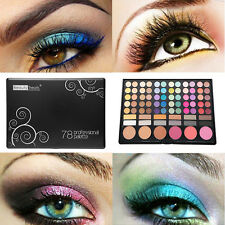 78 NEW Cosmetics Eye shadow Color Makeup PROFESSIONAL Eyeshadow PALETTE