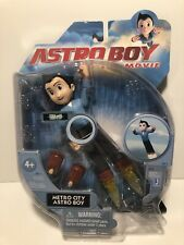 Astro Boy The Movie METRO CITY 2009 Lights Up Action Figure NEW