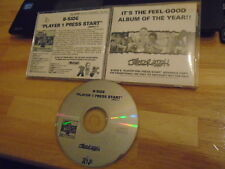 RARE ADV PROMO DJ B-Side CD Player 1 Press Start hip hop Skeewiff Freestylers !