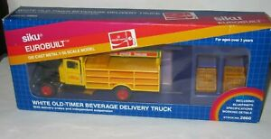 1990s COCA COLA Old Timer SIKU Delivery Truck 2860 Diecast Model COKE 1/55 BNIB