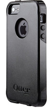 NEW OtterBox Commuter Series Case Black for iPhone 5/5s and iPhone SE-Black