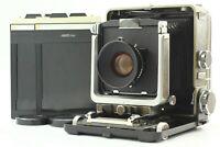 【Exc+5】 WISTA 45D Wood + Fujinon W 150mm f/5.6 + 6×9 120 FB Holder From JPN 972