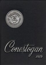 College Yearbook Elizabethtown College Elizabethtown PA Conestogan 1959