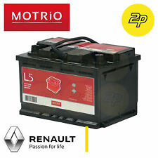 Batterie voiture original Renault L5 Motrio 12V 90Ah 750A Mercedes-Benz/Sprinter
