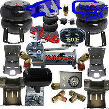 ChassisTech Tow Kit Ford F250 F350 SRW 2005-2010 Compressor and Push Button xzx