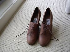 Pied A Terre Beautiful Leather Shoes Size 37