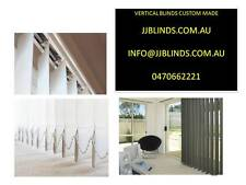 Blockout Custom Made vertical blinds from $59