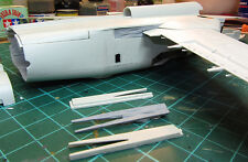 1/48th Super detailed Resin Tornado wing seals for Revell Tornado IDS/GR4 & F3