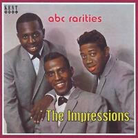 THE IMPRESSIONS Abc Rarities NEW & SEALED 60s SOUL CD (KENT) NORTHERN
