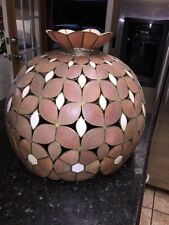 Vintage Capiz Shell Large Lamp Shade REDUCED
