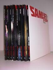 SAMUEL STERN 1/7 NUOVA CON WHITE COVER! COMPLETA BUGS COMICS FUMETTI 2 3 4 5 6