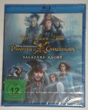 Pirates of the Caribbean: Salazars Rache  Blu Ray NEU Fluch der Karibik