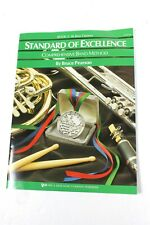 New listing Kjos Standard of Excellence Book 3 bass clarinet #R6748