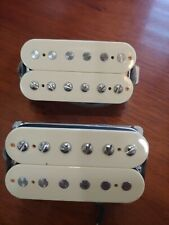 JWP WCR Jim Wagner American Steele pickup set double cream hand wound PAF
