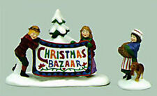 "Dept 56 - ""Christmas Bazaar…Sign"" - #56598 - New England Village"