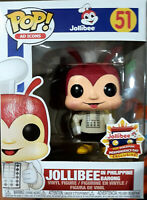 2019 FUNKO POP Jollibee #51 Barong Tagalog Independence Day ON HAND PHILIPPINES