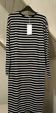 Zara Cotton Striped Dresses for Women
