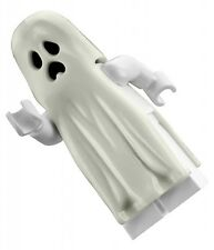 LEGO MONSTER FIGHTERS MINIFIGURE GHOST (GLOW IN DARK) POINTED HALLOWEEN 9467