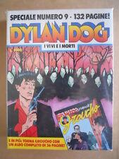 DYLAN DOG Speciale n°9 con albetto allegato Edizione Bonelli    [G363]