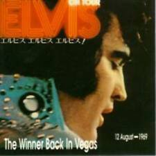 Elvis Presley - THE WINNER BACK IN VEGAS - CD -  New Original Mint