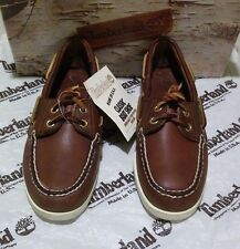 New Timberland WOMAN'S #75377 5.5 M brown oil-tanned leather (452)