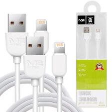 2x Premium Ladekabel für Appel iPhone ipad ipod USB Datenkabel Air X 8 7 6 5 s