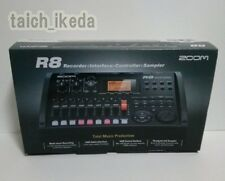 ZOOM R8 Multi Track Recorder / Audio Interface from Japan NEW