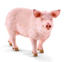 Schleich 13782 Pig Model Farm Animal Toy Model Figurine - NIP