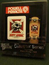HOT Collector SERIES-1983 TECH ** Tony Hawk ** DECK Powell-PERALTA VhTf